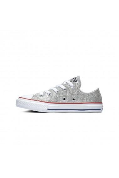 Pantofi sport CONVERSE GGF680 gri