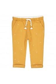 Pantaloni La Redoute Collections GGG188 galben - els