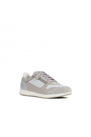 Pantofi sport GEOX GGG965 argintiu