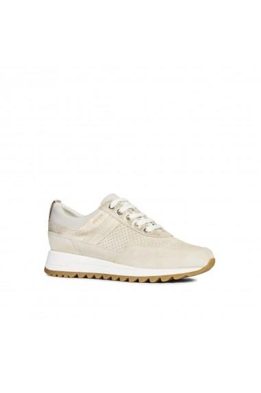 Pantofi sport GEOX GGG998 crem