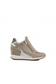 Pantofi sport inalti GEOX GGH100 alb