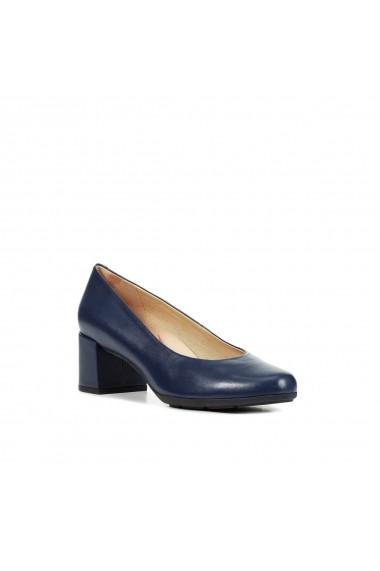 Pantofi cu toc GEOX GGH242 albastru