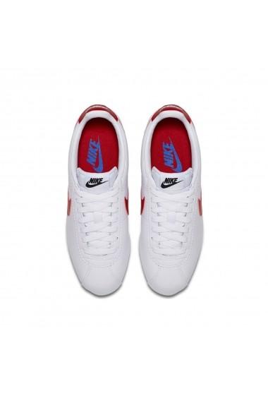 Pantofi sport casual NIKE GGH772 alb