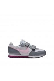 Pantofi sport NIKE GGJ066 gri - els