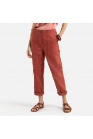 Pantaloni La Redoute Collections GGO269 caramiziu