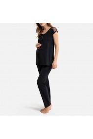 Pijama La Redoute Collections GGW624 negru