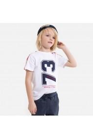 Set tricou si pantaloni La Redoute Collections GGX808 alb