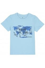 Tricou La Redoute Collections GGZ000 albastru
