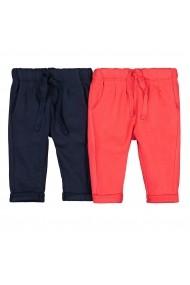 Pantaloni La Redoute Collections GGZ710 rosu - els