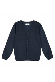 Cardigan La Redoute Collections GGZ869 bleumarin