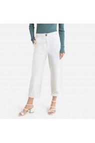 Pantaloni La Redoute Collections GGZ980 alb