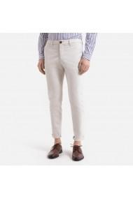 Pantaloni La Redoute Collections GHA354 alb