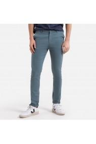 Pantaloni La Redoute Collections GHA354 albastru