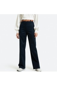 Pantaloni La Redoute Collections GHA766 bleumarin