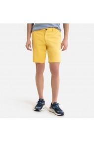 Pantaloni scurti La Redoute Collections GHC175 galben