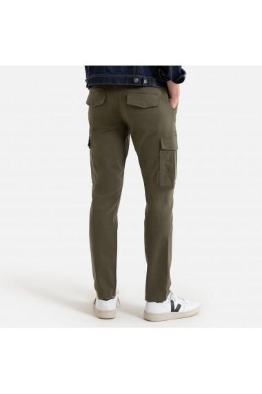 Pantaloni La Redoute Collections GHC181 kaki