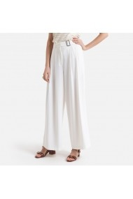 Pantaloni La Redoute Collections GHC425 alb