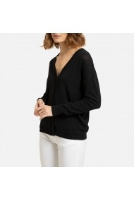 Cardigan La Redoute Collections GHD331 negru