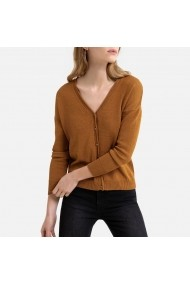 Cardigan La Redoute Collections GHD331 maro
