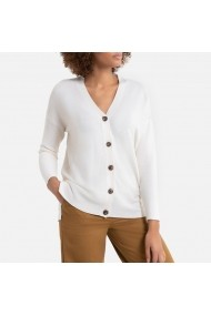 Cardigan La Redoute Collections GHD332 ivory