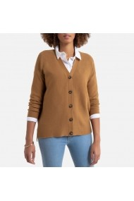 Cardigan La Redoute Collections GHD332 maro