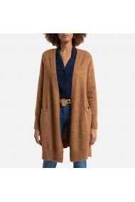 Cardigan La Redoute Collections GHD405 camel
