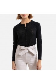 Cardigan La Redoute Collections GHD437 negru
