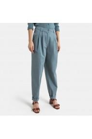 Pantaloni La Redoute Collections GHD901 albastru