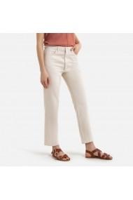 Pantaloni La Redoute Collections GHD914 alb