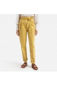 Pantaloni La Redoute Collections GHD920 ocru