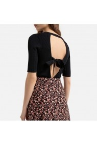 Pulover La Redoute Collections GHE320 negru