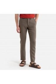 Pantaloni La Redoute Collections GHE809 gri-bej