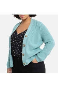 Cardigan LA REDOUTE COLLECTIONS PLUS GHF119 verde
