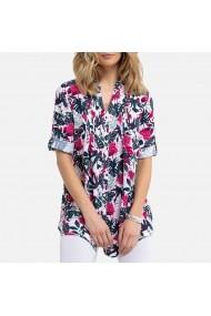 Блуза ANNE WEYBURN LRD-GHF136-4288 принт