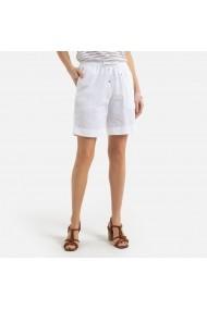 Pantaloni scurti ANNE WEYBURN GHF312 alb