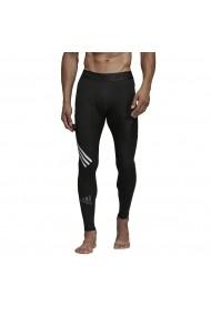 Pantaloni lungi ADIDAS PERFORMANCE GHF440 negru