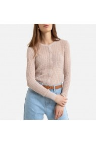 Cardigan La Redoute Collections GHG212 roz