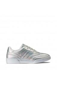 Pantofi sport La Redoute Collections GHG616 argintiu