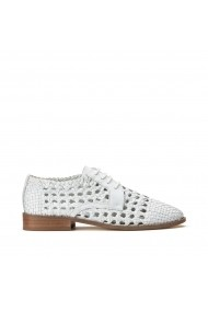 Обувки La Redoute Collections LRD-GHG672-10465 Бял
