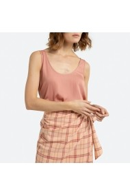 Top satin La Redoute Collections GHG709 roz