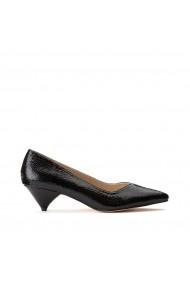 Pantofi cu toc La Redoute Collections GHG735 negru