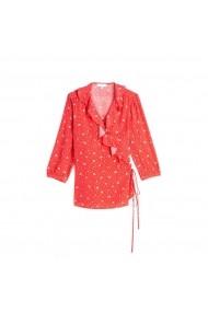 Bluza La Redoute Collections GHG806 rosu
