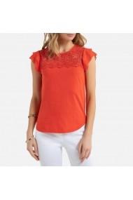 Tricou ANNE WEYBURN GHG882 portocaliu