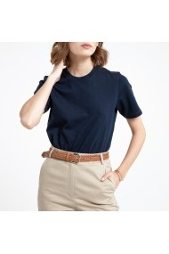 Tricou La Redoute Collections GHH019 bleumarin - els