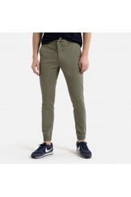 Pantaloni La Redoute Collections GHH182 kaki