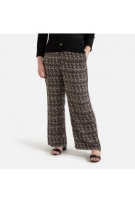 Pantaloni LA REDOUTE COLLECTIONS PLUS GHH584 negru
