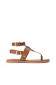Sandale La Redoute Collections GHH865 camel