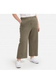 Pantaloni LA REDOUTE COLLECTIONS PLUS GHH935 kaki