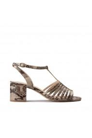 Sandale ANNE WEYBURN GHI024 animal print - els
