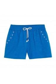 Pantaloni scurti La Redoute Collections GHI652 bleumarin
